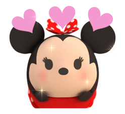 Disney TsumTsum Klistermärken 41