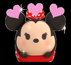 Disney TsumTsum Çıkartma 41