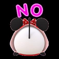 Disney TsumTsum Klistermärken 43