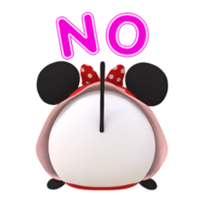 Disney TsumTsum Çıkartma 43