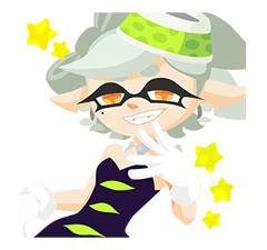 Splatoon: Inkling Injection Stickers 16