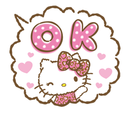 Hello Kitty: Adorable Stickers 5