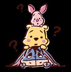 Winnie The Pooh Aufkleber 5