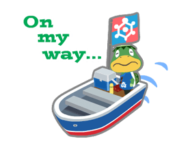 Animal Crossing Stickers 5
