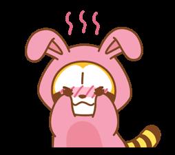 ANIMAL ☆ Rascal Klistermärken 5
