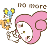 My Melody: Sweet as Can Be! Stickers 9
