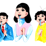Keiko Sootome klistermærker 5