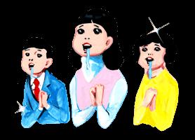 惠子Sootome贴纸 5
