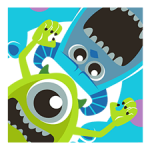 Monsters, Inc. Stickers 5