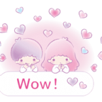 Little Twin Stars: Dreamy Stickers 16