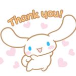 Cinnamoroll: Goodness Stickers 5