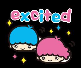 Sanrio ZNAKI × Moni Moni ZWIERZĘTA Naklejki 11