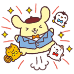 Pompompurin Stickers 5