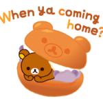 Rilakkuma: Recentemente cozido Fun Stickers 5