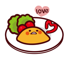 gudetama: Nice and Over Easy Stickers 5