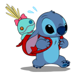 Stitch & Scrump Stickers 5
