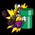 Mario Kart Nálepky 5