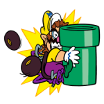 Autocollants Mario Kart 5