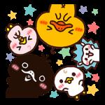 Kamonohashikamo er Sticker 5