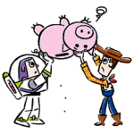 Toy Story Stickers 5