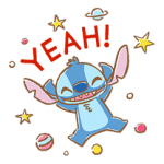 Stitch Cuteness Adesivi 5