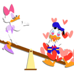 Donald Duck Stickers 5