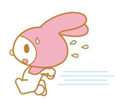 My Melody 2 Stickers 5