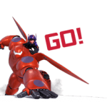 Big Hero 6 Stickers 2 5