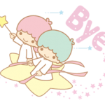 Little Twin Stars Stickers 5