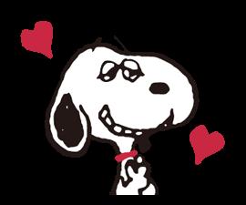 Snoopy ★ Vintage ਸਟਿੱਕਰ 5
