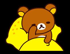 松弛熊&Kiiroitori贴纸 5