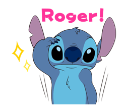 Stitch Stickers 3 6
