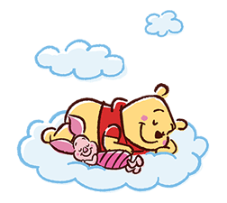 Winnie The Pooh Stickers 6