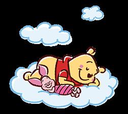 Winnie Pooh Naljepnice 6