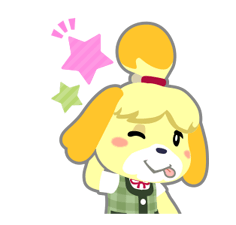 Animal Crossing Stickers 6