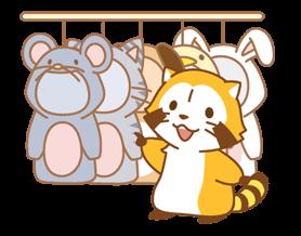 ANIMAL ☆ RASCAL matricák 6