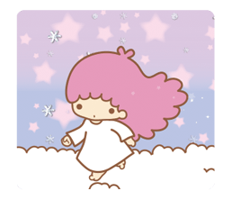 Little Twin Stars: Twinkly Stickers 6