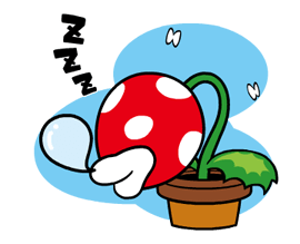 Talking Super Mario Stickers 6