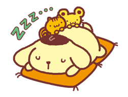 Pompompurin Stickers 2 6