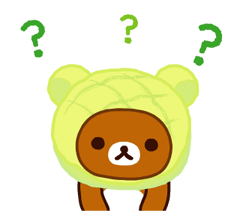 Rilakkuma: Freshly Baked Fun Stickers 6