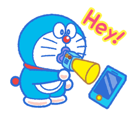 Doraemon & Dorami స్టికర్లు 6