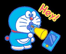 Doraemon & Dorami klistremerker 6
