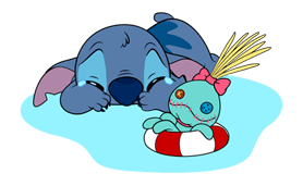 Stitch & Scrump Stickers 6