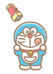 Doraemon 2 Stickers 6