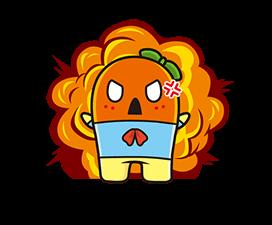 funassyi Stickers 6