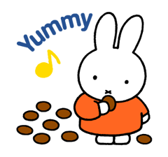 Miffy Stickers 6