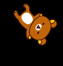 松弛熊&Kiiroitori贴纸 6