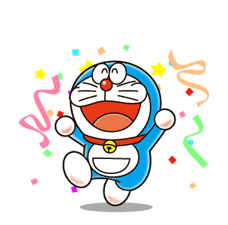 Doraemon Stickers 3 6
