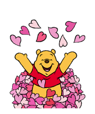 Winnie The Pooh Stickers 2 6