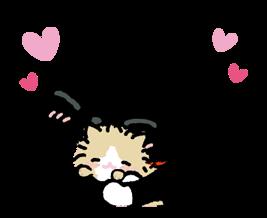 Kutsushita Nyanko: What a Meowthful Stickers 7